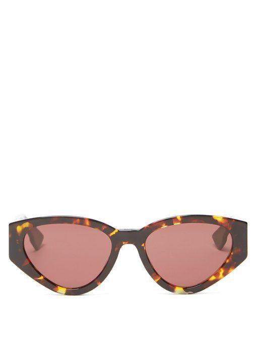 1e7ca20f5b DiorSpirit2 cat-eye acetate sunglasses