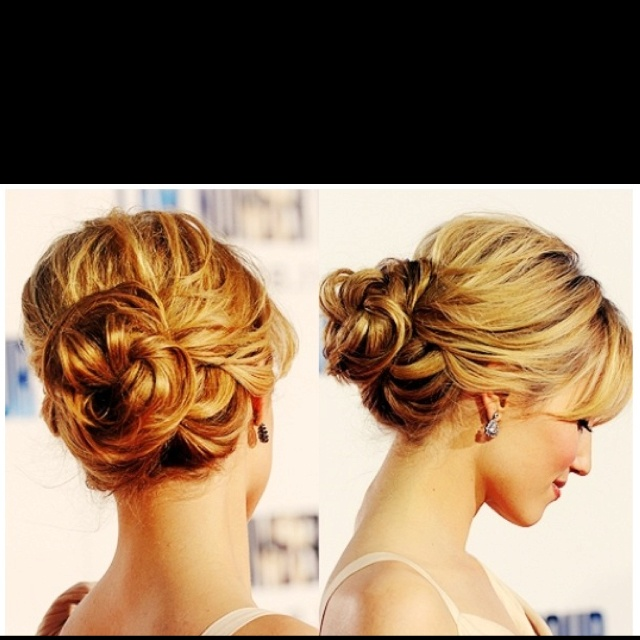 Tremendous Casual Bun Ashley Walters And Buns On Pinterest Hairstyles For Women Draintrainus