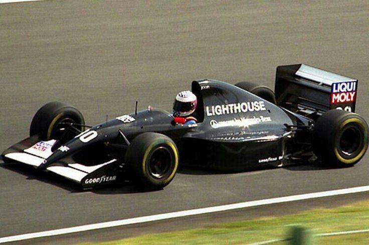 Sauber                                         No.30 JJ LEHTO                       Sauber C12                       LH10(Ilmor 2175A) NA3.5L V10 Goodyear
