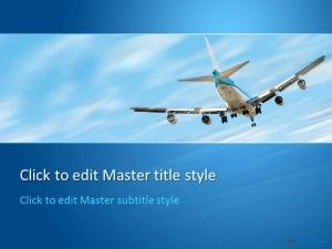 11 best transportation powerpoint templates images on pinterest share your experience flying an air liner and what a career in aviation is like with the help of free aviation ppt template with a airplane in its toneelgroepblik Image collections