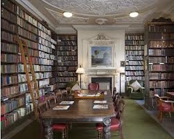 Bromley House library, Nottingham.