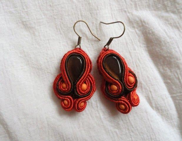Biżuteria sutaszowa - Soutache jewellery