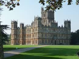 downton abbey castle - Google Search