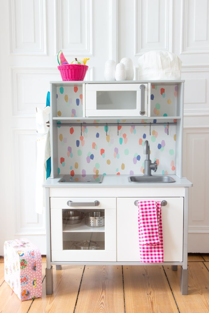 best 25 kid kitchen ideas on pinterest kids play kitchen toddler play kitchen and playroom ideas. Black Bedroom Furniture Sets. Home Design Ideas