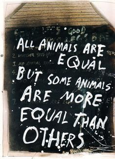 Image result for george orwell quotes animal farm