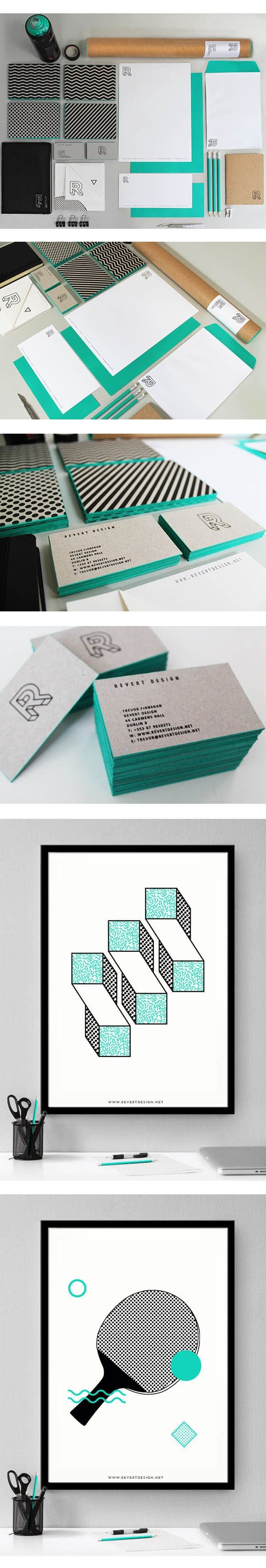 Stay Creative blog | 15 creative branding and identity project | http://staycreativeblog.com