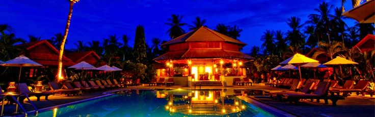Koh Samui - Smile House (Darling's stayed)