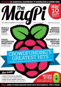 the-magpi-magazine-abril-2015-ya-disponible-para-su-descarga