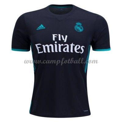 Real Madrid Fotballdrakter 2017-18 Bortedrakt