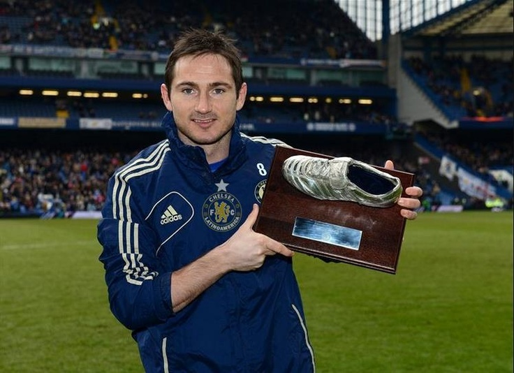 Frank Lampard 200 goals record