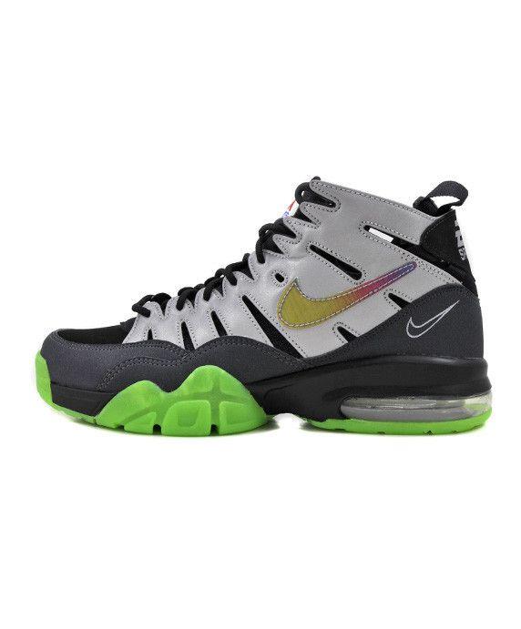 Nike Free Trainer 5.0 - Hommes Glowforge Noir / Noir / Vert
