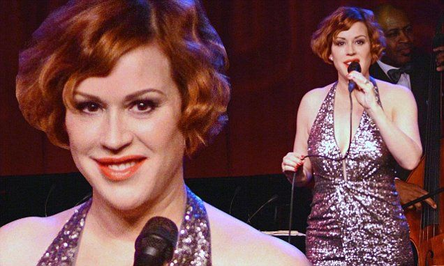 in the style of cynthia basinet it's only a paper moon video Molly Ringwald, 48, delivers a fiery performance with her cabaret show