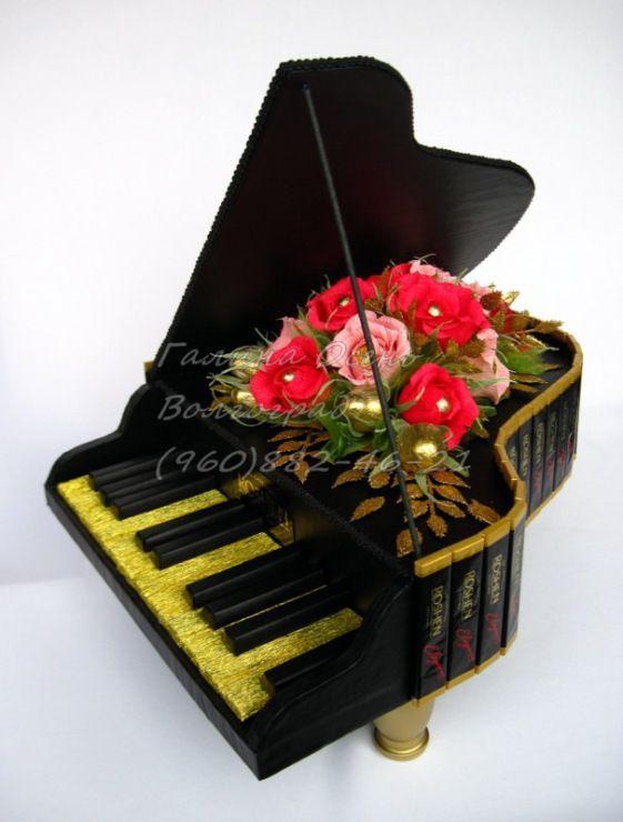 Gallery.ru / Черный рояль - Музыкальный альбом - galley