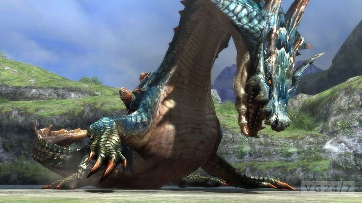 Monster Hunter 3 Ultimate screens compare 3DS, Wii U versions | VG247