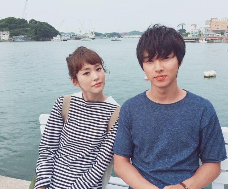 """ep.7 Mirei Kiritani x Kento Yamazaki, BTS, J drama """"Sukina hito ga iru koto (A girl & 3 sweethearts)"""", Aug/2016"""
