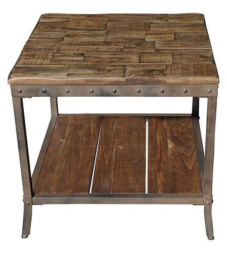 TABLE D'APPOINT TRENTON | Code BMR : 060-6381