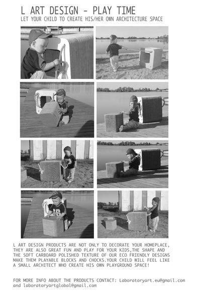 3 X F  CHOCK  + SZNUREK   O R G A N I C   w LABORATORYART na DaWanda.com