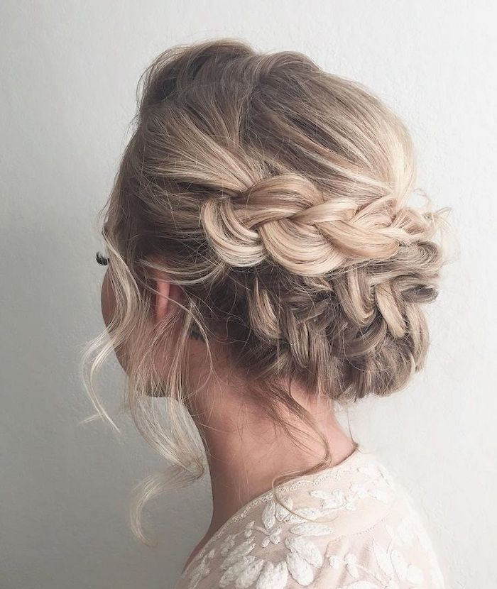 ▷ 1001 + ideas – trendiest wedding hairstyles for wedding season 2019