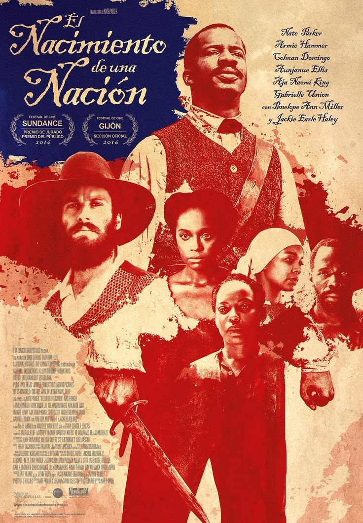 2016 / El nacimiento de una nación - The birth of a nation