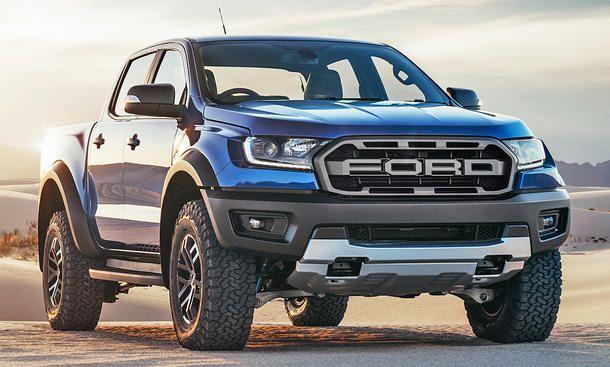 Ford Ranger Raptor Facelift 2018 Motor Ford Ford Ranger