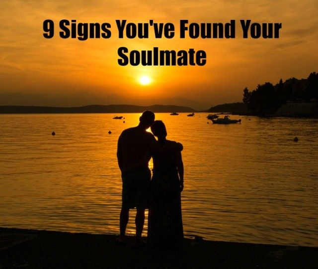 Love Each Other When Two Souls: 9 Signs You've Found Your Soulmate: 1. You Communicate