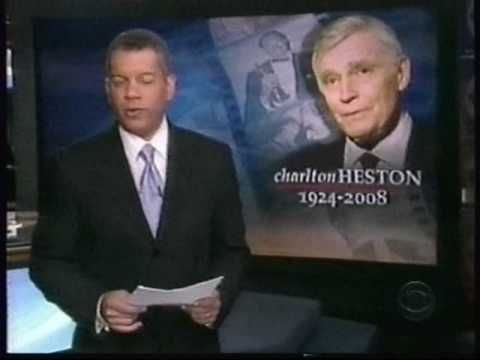The Death of Charleton Heston - April, 2008 - part 1 of 2