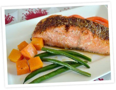 Dukkah crusted salmon.JPG