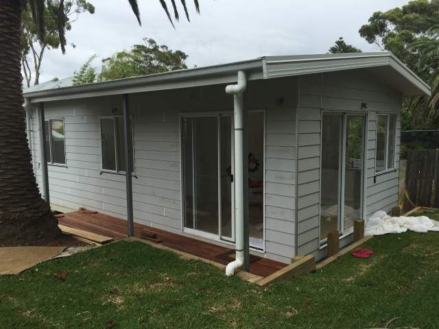 22 best construction pictures brisbane granny flats for Modular granny flat california