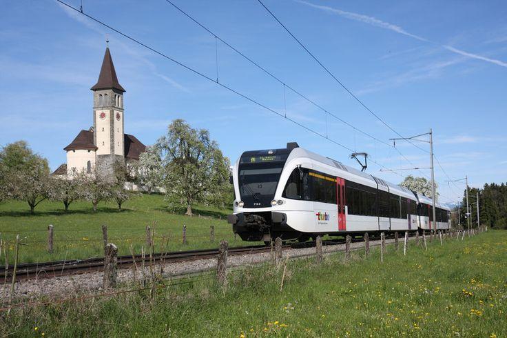 Frühling im Oberthurgau bei Steinebrunn