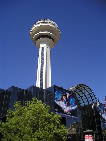Atakule tower represents the city of Ankara