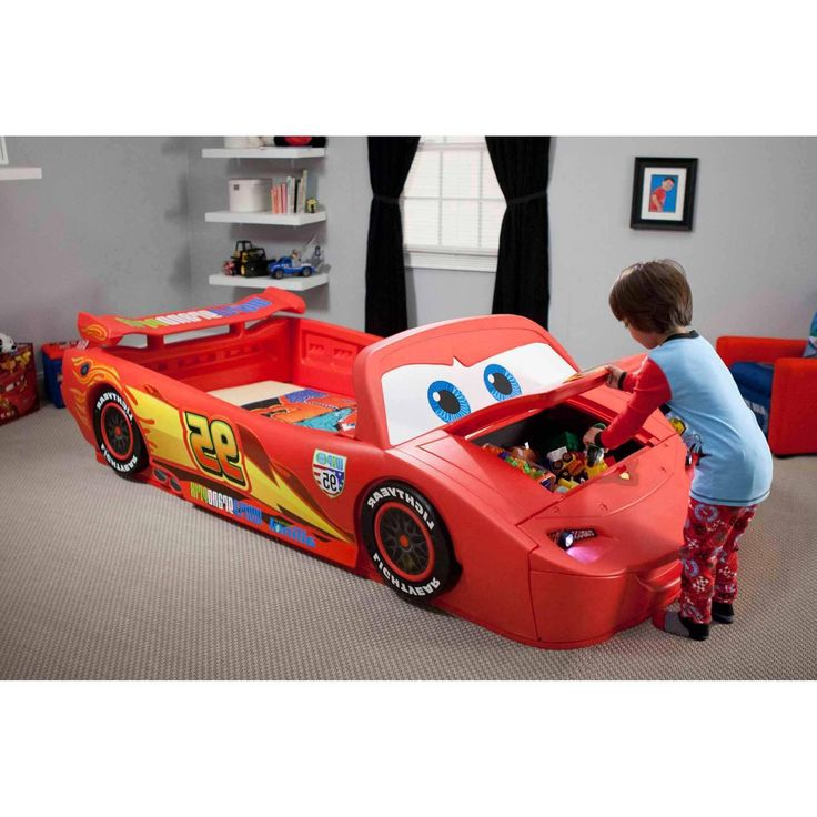 Best 25+ Race Car Bed Ideas On Pinterest