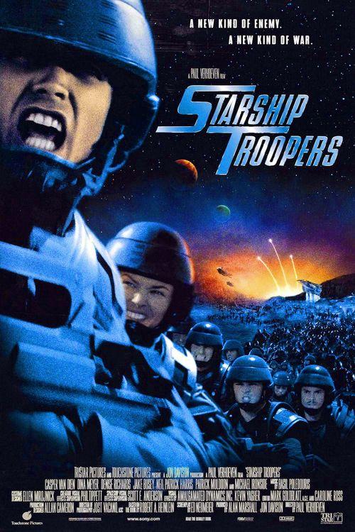 Starship Troopers 【 FuII • Movie • Streaming... .