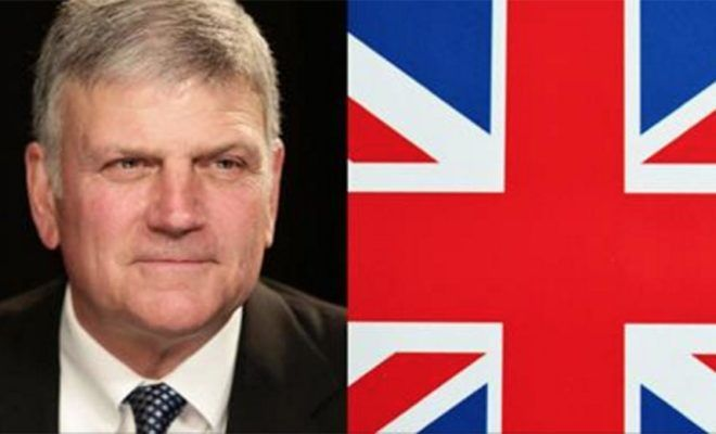 Rev. Graham Shares The Blblical Prophecy Surrounding England's EU Exit