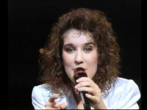 Eurovision 1988 - Switzerland  Céline Dion - Ne partez pas sans moi