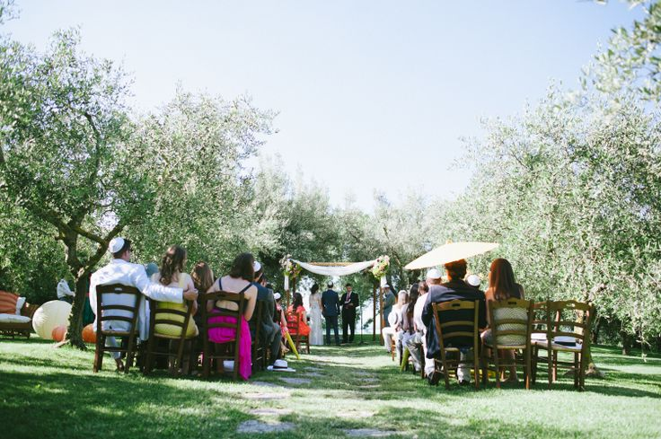 Jewish Wedding Ceremony in Italy | photography by http://www.leliascarfiotti.com