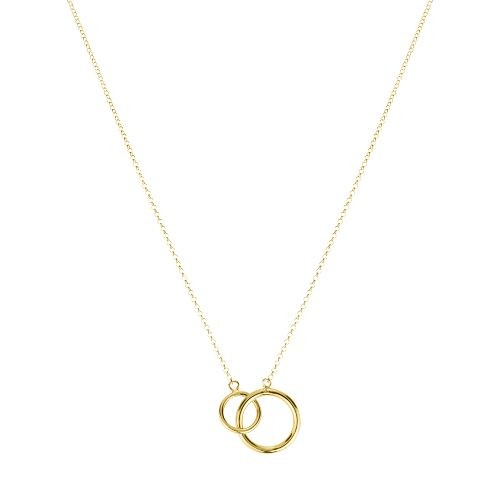 Mini circle necklace - Sophie by Sophie