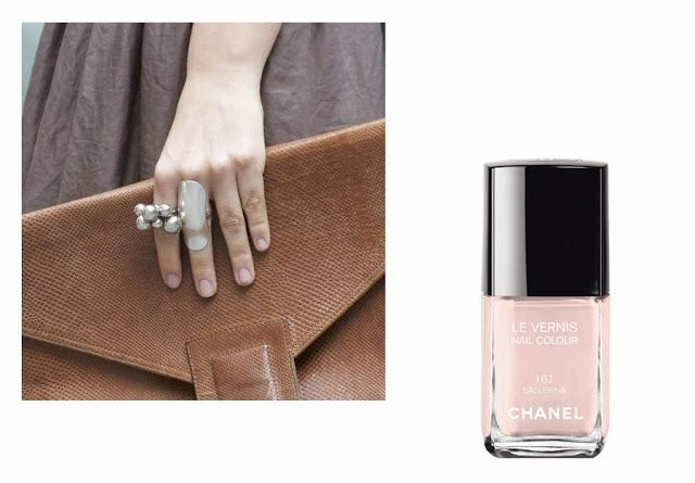 The Beauty Hunters: Unghie corte? Sì, grazie! / If you love short nails, this post is for you! / Chanel Ballerina nail polish