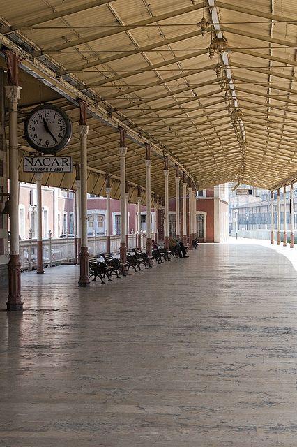 Sirkeci Station - Istanbul, Turkey