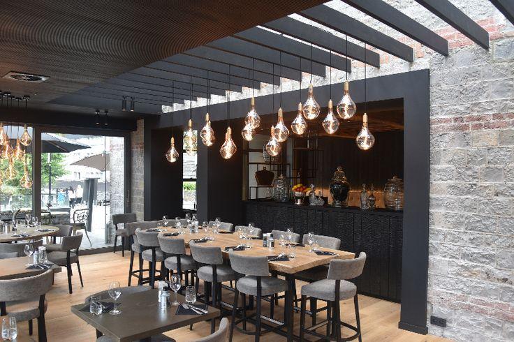 La Bru'sserie - Le Sanglier des Ardennes - Hôtel **** - Restaurant gastronomique et centre Wellness à Durbuy - Ardennes belges