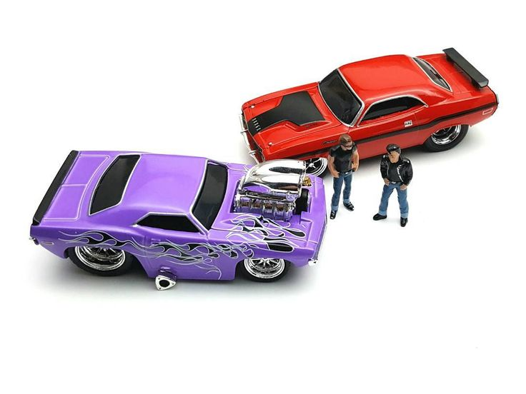 29 best 1 64 Scale Diecast Challenger Cars images on Pinterest