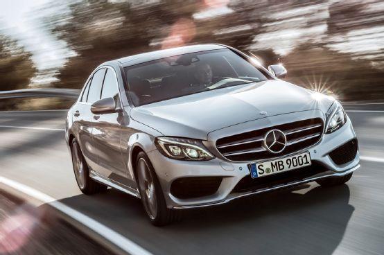 2015 Mercedes-Benz C-Class First Look - Motor Trend