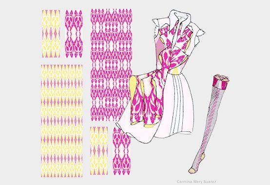Fashion design software, 3d fashion design software : Kaledo - Lectra