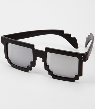 Pixel Frame Sunglasses