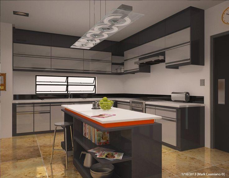 64 besten Kitchen Designs Bilder auf Pinterest | Küchenmöbel, Küchen ...