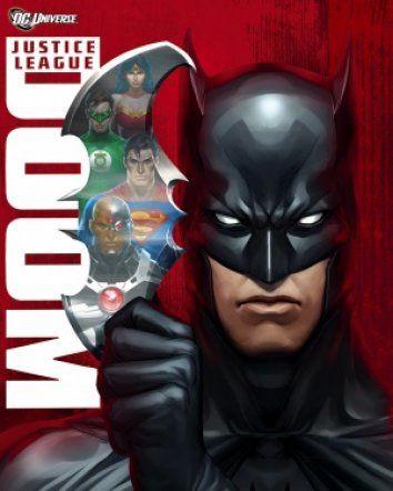 Justice League:Doom(2012) Directed By Lauren Montgomery