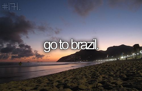 brazil bby!