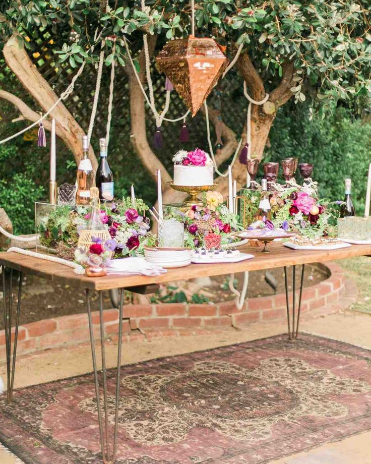 Baby Shower Venues In Los Angeles Part - 43: Martha Stewart Weddings Bachelorette Party By Twink + Sis