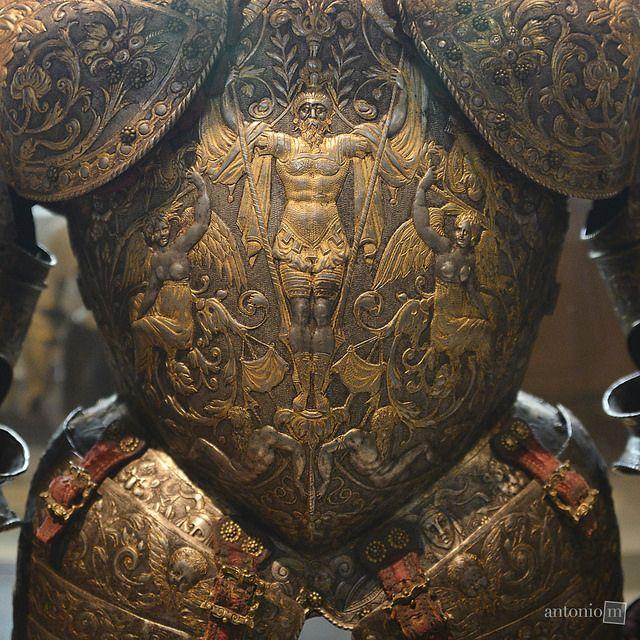 Royal Body Armor,Musée Du L'Armée, Paris
