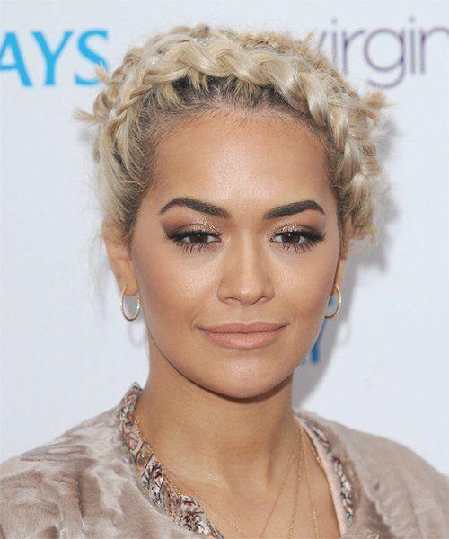 Trend Hairstylel 10 Stunning Crown Braids Worn by Celebrities,Dutch braid seems …