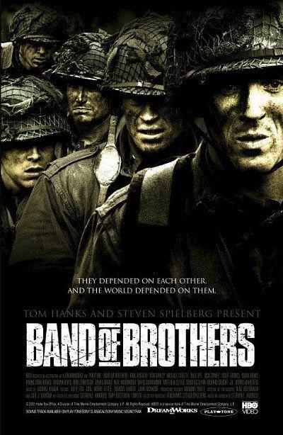 Band of Brothers - Minissérie http://spotseriestv.blogspot.com/
